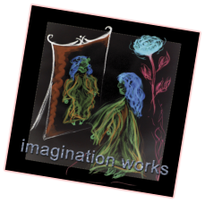 TooLate Imagination Works Cover
